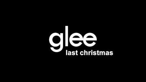 Glee - Last Christmas