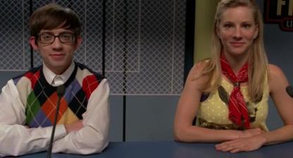 Glee artie and tina dating divas