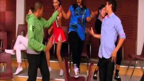 Glee hate on me
