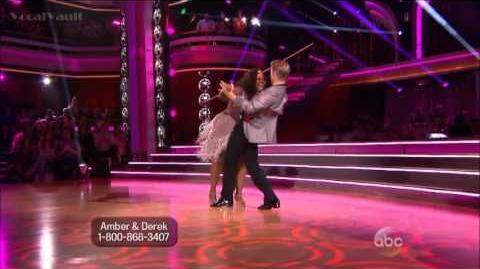 Amber & Derek - Cha Cha - DWTS 17 (Opening Night)