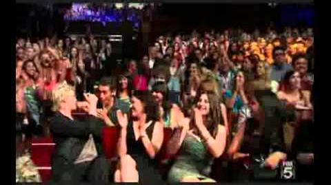 Cast of Glee 2009 Interview on AOL Television