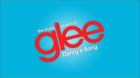 Danny's Song Glee HD FULL STUDIO