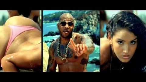 Flo Rida - Whistle Official Video