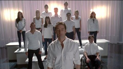 GLEE - Fix You (Full Performance) HD