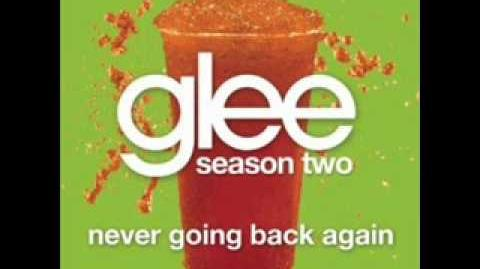 Never Going Back Again (Glee cast version)