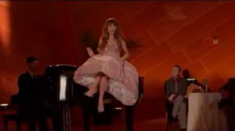 GLEE- Broadway Baby (Full Performance) (Official Music Video) HD