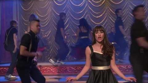 GLEE Full Performance of Fly I Believe I Can Fly