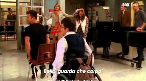 "Glee 3x12 - ""Sexy and I Know It"" (LMFAO)"