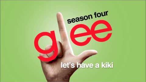Let's Have A Kiki - Glee HD Full Studio