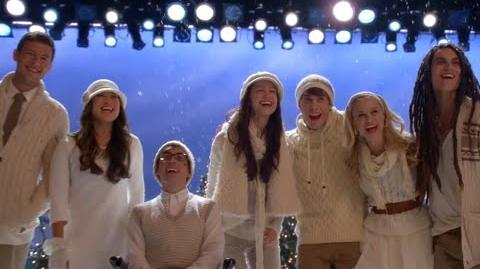 GLEE- Have Yourself A Merry Little Christmas (Full Performance) (Official Music Video) HD-0