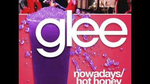 Glee - Nowadays Hot Honey Rag (Acapella)