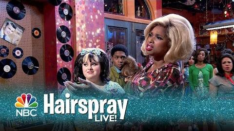 Hairspray Live! - I Know Where I've Been (Highlight)-0