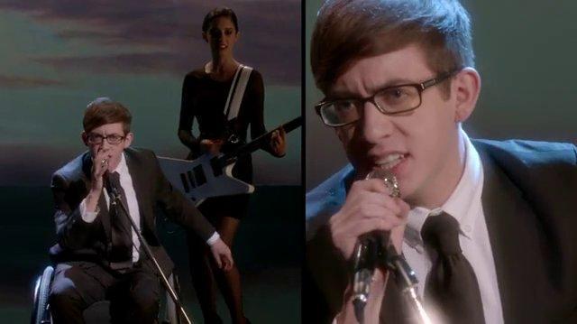 Addicted To Love - Glee