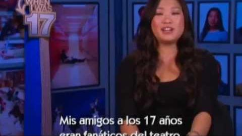 Jenna Ushkowitz When I Was 17 (Subtitulado en español)