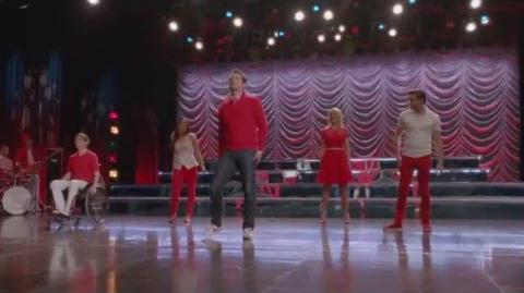 I Lived (Glee version) Finale