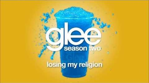 Losing My Religion Glee HD FULL STUDIO