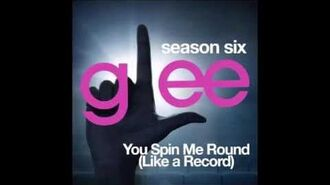 Glee - You Spin Me Round (Like A Record) (DOWNLOAD MP3 FULL PERFORMANCE)
