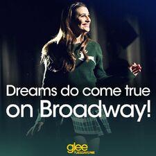 Est quelqu'un sur Glee en fait datant