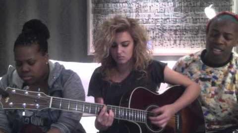 Christmas Medley - Tori Kelly x Amber Riley x Todrick Hall-0