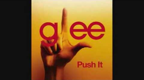 Glee Cast - Push It