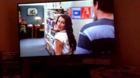 Glee Open Your Heart Borderline