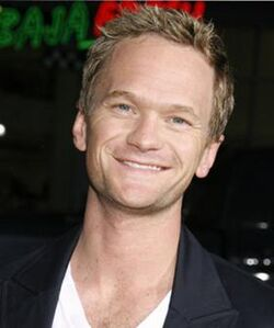 Neil Patrick Harris template photo