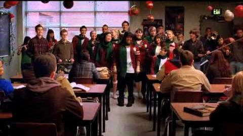 We Need A Little Christmas-Glee Version