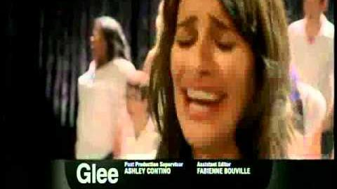 Glee 2x03 - 'Grilled Cheesus' Promo