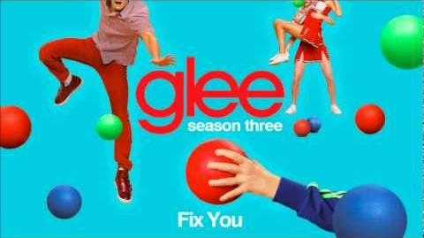 Fix You - Glee