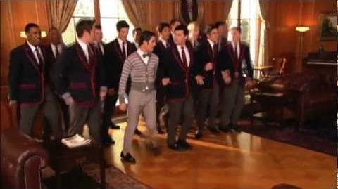 GLEE - The First Time - Sneak Peek