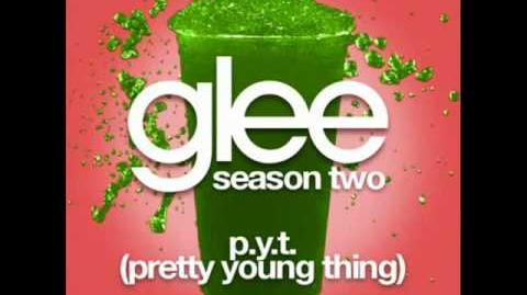 Glee P Y T Pretty Young Thing - Glee Cast Sing Pretty Young Thing Full Song-0
