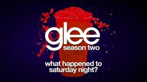 What Happened to Saturday Night? Glee HD FULL STUDIO