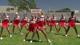 geile und enge cheerleader teens