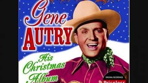 Gene Autry HERE COMES SANTA CLAUS-0
