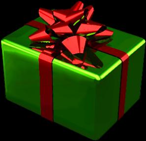image christmas present 01 png glee tv show wiki fandom