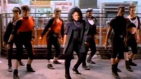 Janet Jackson - Nasty (HQ 1080p HD)