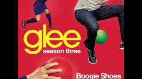 Glee - Boogie Shoes (Acapella)