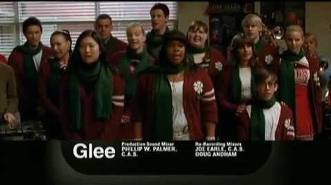 Glee 2x10 Promo A Very Glee Christmas