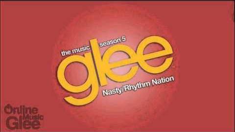 Nasty Rhythm Nation - Glee HD Full Studio