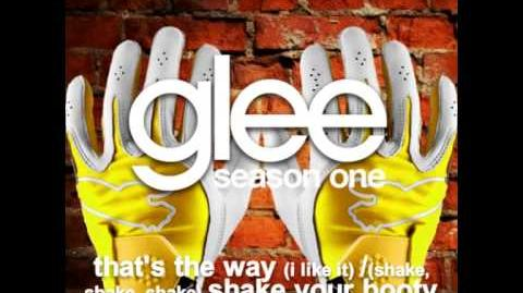 That's The Way (I Like It) Shake Your Booty - Glee Unreleased Song DOWNLOAD LINK