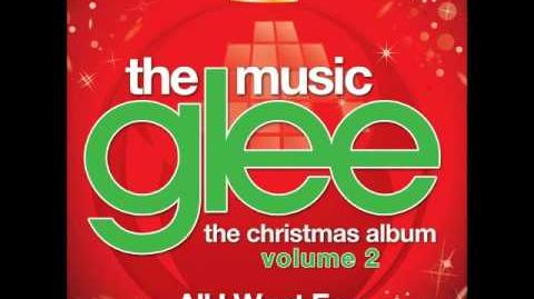 Glee - All I Want For Christmas Is You (DOWNLOAD MP3 LYRICS)