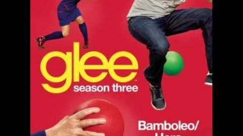 Glee - Bamboleo Hero (Acapella)