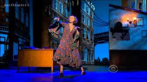 HD The Cast of Annie - Jane Lynch - Tony Awards 2013