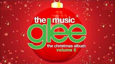 All I Want For Christmas Is You Glee HD FULL STUDIO