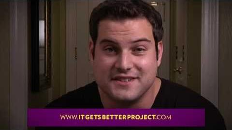 Glee's Max Adler It Gets Better