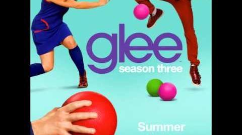 Glee - Summer Nights (DOWNLOAD MP3 LYRICS)