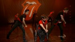 Moves Like Jagger / Jumping Jack Flash