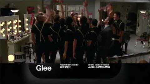GLEE - On My Way - Preview - (Feb