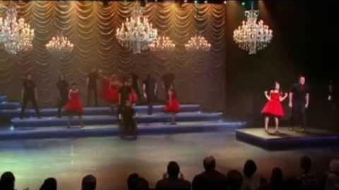 Glee-Paradise By The Dashboard Light (Full Performance)