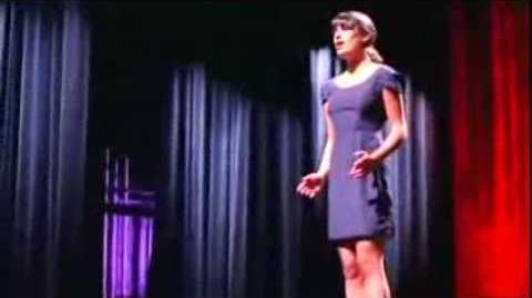 Glee - What I Did For Love FULL PERFORMANCE SUBTITULADO ESPAÑOL